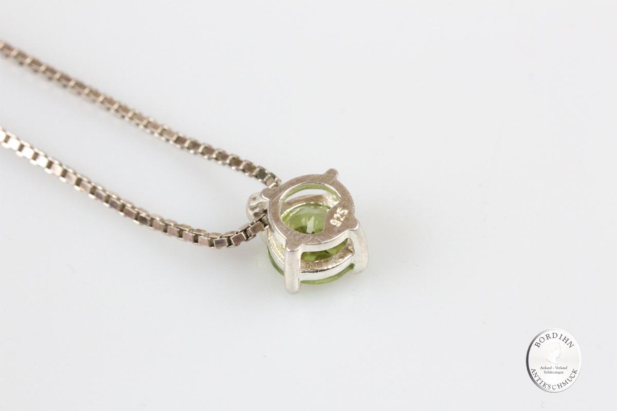 Anhänger Collier Silber 925 Halskettchen Schmuck Damen Geschenk