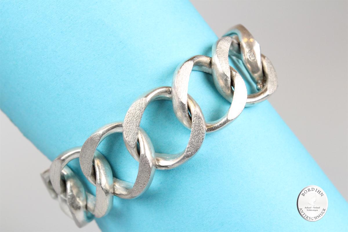 Armband 800 Silber Armkette Gliederkette Schmuck Schmuckkette antik