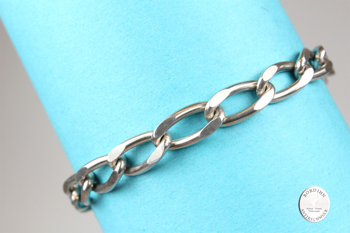 Armband Silber Gliederarmband Armkette Schmuck Schmuckkette