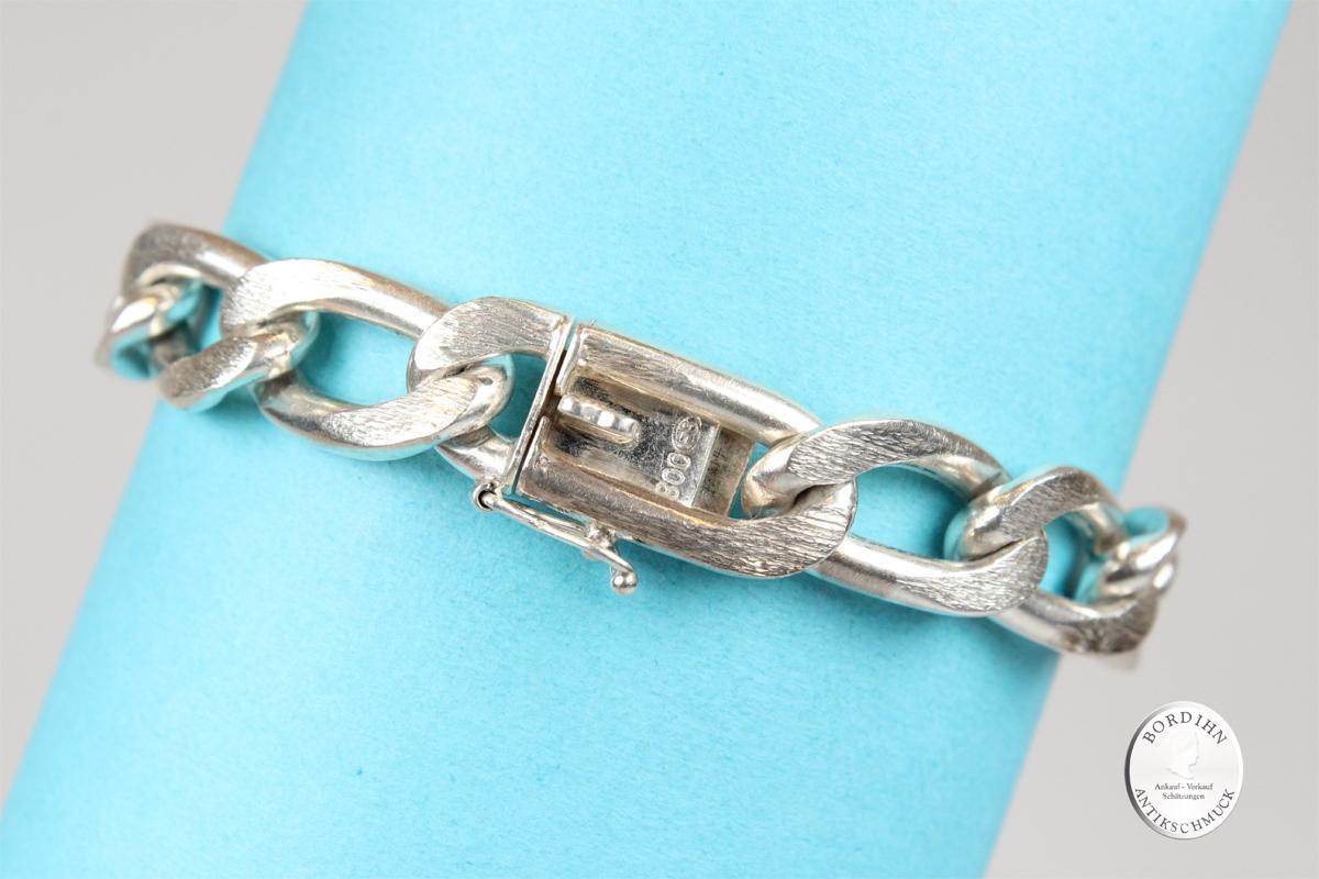 Armband 800 Silber Gliederarmband Armkette Schmuck Schmuckkette