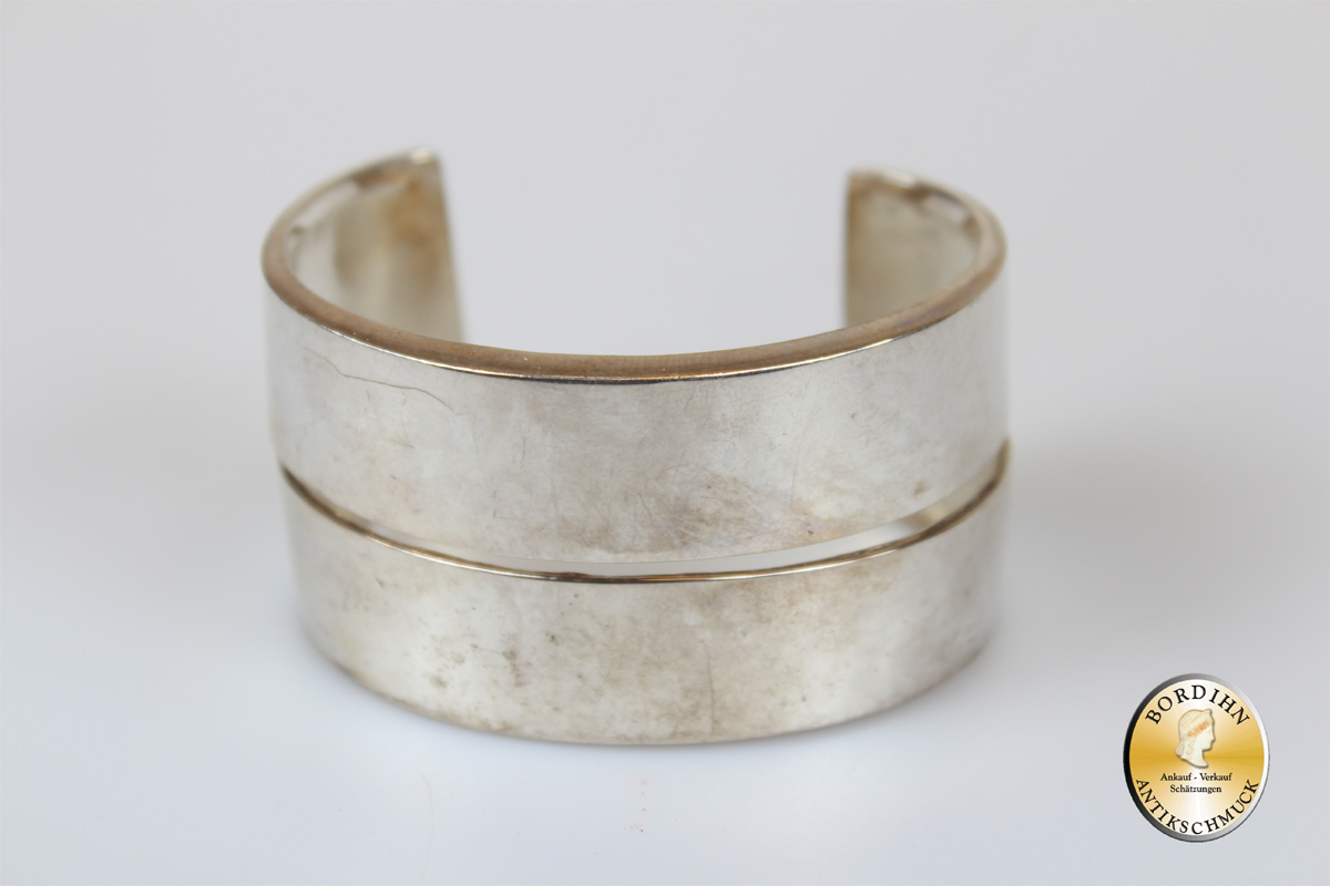 Armspange; 925 Sterling Silber