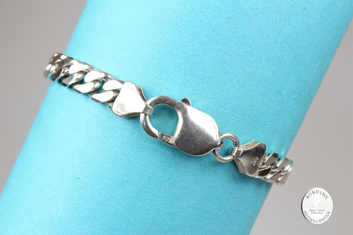 Armband Sterling Silber 925 Armkette Gliederarmband Schmuckkette
