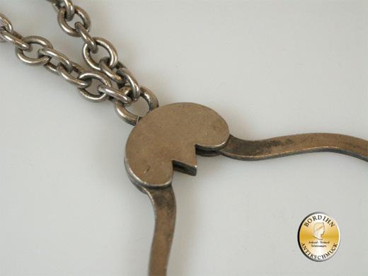 Rockstecker; Silber, Beschliesser Ring, Patrona Bayaria