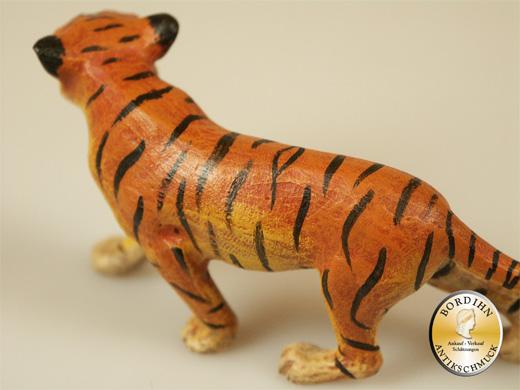 Wiener Bronze, Tiger