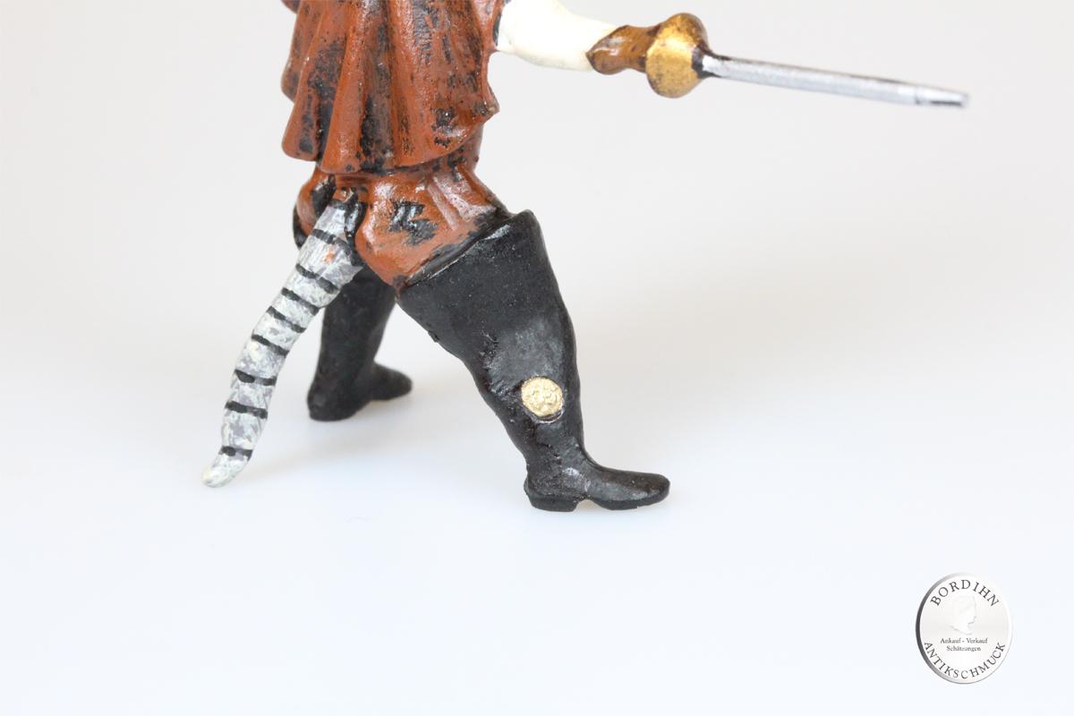 Wiener Bronze Katze Musketier Kunst Sammler Figur Fritz Bermann